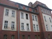 Budynek usługowo-administracyjny.