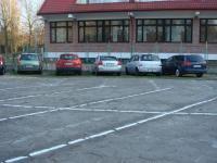 Działka na parking.